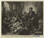 """Charles V Liberating Christian Slaves At Tunis."""""""