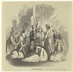 The slave market.