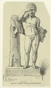 Slave child (Villa Borghese). Digital ID: 807805. New York Public Library