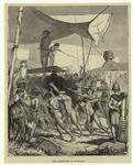 The Israelites in bondage