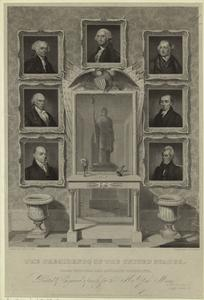 The presidents of the United S... Digital ID: 807923. New York Public Library