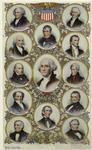 [Portraits of presidents