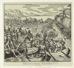 Vespucci at the continent