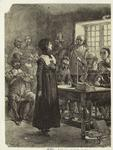 Trial of Mrs. Hutchinson.