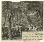 The ambush at Bloody Brook