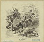 An Indian raid
