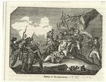 Death of Montgomery.