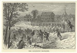 The Lexington massacre.