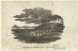 Battle of Bunker's Hill.