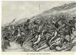 The storming of Fort Ticonderoga