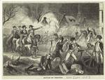 The Battle of Trenton.