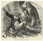 Herkimer at the Battle of Oriskany.