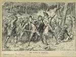 The Battle of Oriskany.