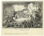 Battle of Princeton, January 3, 1777.