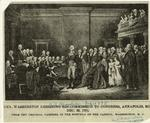 Gen. Washington resigning
