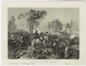 Battle of Eutaw Springs.
