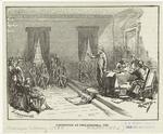 Convention at Philadelphia, 1787.