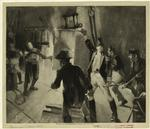 "Boarders on the ""Philadelphia"" Tripoli, Feb. 15th, 1804."