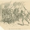 The attack on Fort Mimms
