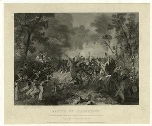 Battle of Tippecanoe.