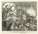 Storming of Molino del Rey.