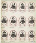 [Portraits of Confederate