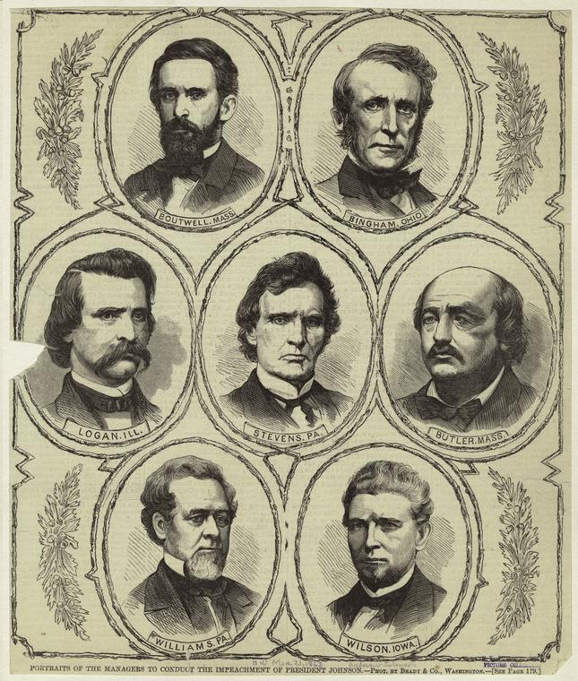 Fascinating Historical Picture of Brady & Co. on 3/21/1868