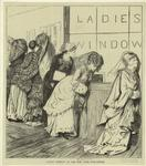 Ladies' Window At The New York Post-Office.