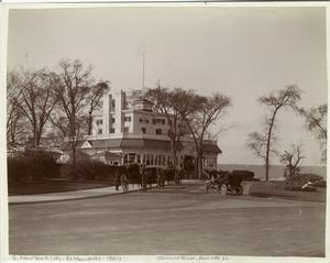 Claremont Hotel, Riverside Drive, New York.