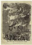 New York -- The Riot In Lexington Avenue.