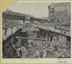 Supporting Elevated Railroad By Extension Girder--64th Street And Broadway.