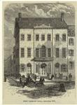First Tammany Hall, Erected 1811.