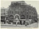 Star Theatre, Year 1900 (Formerly Wallack'S Theatre) At Northeast Corner Of Broadway And Thirteenth Street.