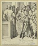 Detail Scene Of Harold Ii, 1022?-1066 Leaving To William The Conqueror.