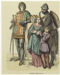 Deutsche Ritterfamilie.