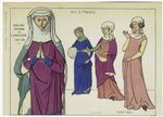 Aveline, Countess Of Lancaster ; Women, France, 1290-1300.