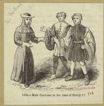 Male Costume In The Time Of Henry Iv.