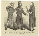 Male Costume, Time Of Edward Ii.