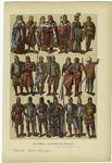 Edad Media - Alemanes Del Siglo Xiv.