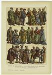 Tránsito De La Edad Media Á La Moderna : Trajes De Los Holandeses Á Fines Del Siglo Xv Y Principios Del Xvi.