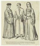 Costumes of a nobleman or