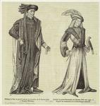 Philippe Le Bon En Grande Costume De Chevalier De La Toison-D'Or ; Portrait Du Grand Fauconnier De Charles Viii Vers 1490.