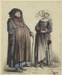German patrician, 1450-1500.