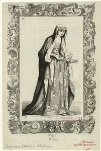 Roman noble woman. Digital ID: 811035. New York Public Library
