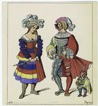 [Man, woman, and child, S