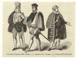 Costume : Venetian, 1590