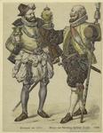 Edelmann um 1570 ; Bürger