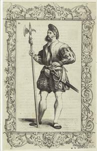 [Italian man, sixteenth century.]
