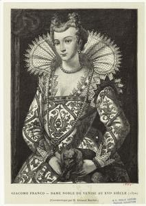 Dame noble de Venise au XVIe s... Digital ID: 811571. New York Public Library