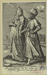 16th c. Turkish costume.